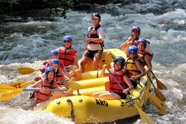 Rafting-Chili River