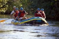 Rafting Majes River