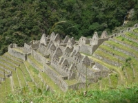 Winwayna Ruins - Inca Trail